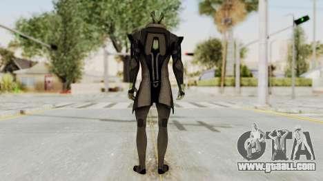Mass Effect 2 Thanes for GTA San Andreas third screenshot