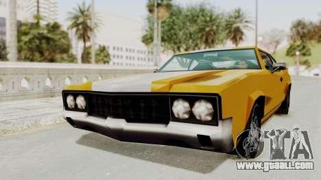 GTA VCS - Cholo Sabre for GTA San Andreas