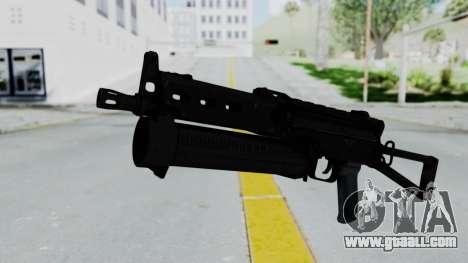 PP-19 BIZON for GTA San Andreas