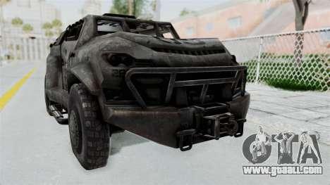 PITBULL from CoD Advanced Warfare for GTA San Andreas