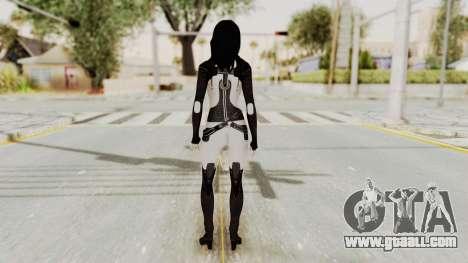 Mass Effect 3 Miranda for GTA San Andreas third screenshot