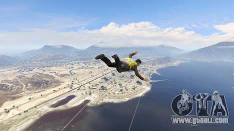 GTA 5 Nice Fly 2.5 fourth screenshot