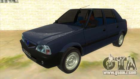 Dacia Solenza V2 for GTA San Andreas