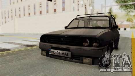 Dacia 1310 TX for GTA San Andreas back left view