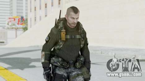 Battery Online Soldier 3 v4 for GTA San Andreas