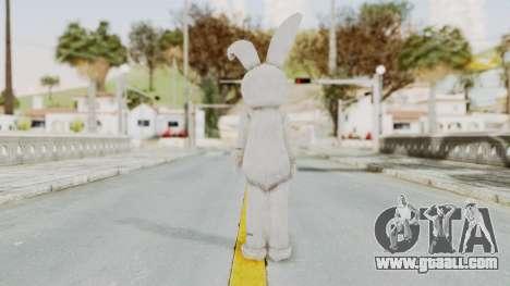 Lollipop Chainsaw Juliet Starling BunnyRabbit for GTA San Andreas third screenshot