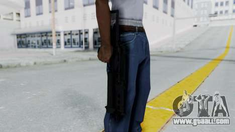 PP-19 BIZON for GTA San Andreas third screenshot