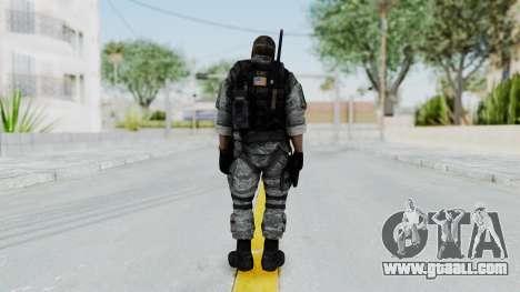 Battery Online Soldier 4 v3 for GTA San Andreas third screenshot