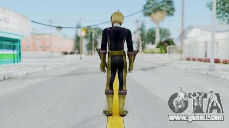 Power Rangers RPM - Gold for GTA San Andreas third screenshot