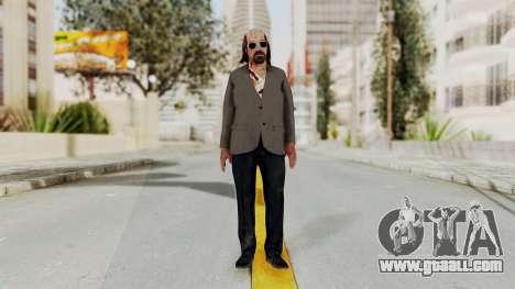 Kane nd Lynch 2 - Lynch Final Mission for GTA San Andreas second screenshot