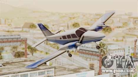 Piper Seneca II v2 for GTA San Andreas