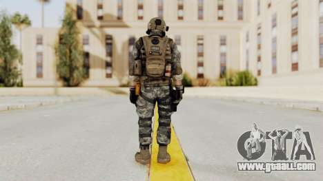 Battery Online Soldier 1 v1 for GTA San Andreas third screenshot