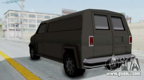 Burrito from Manhunt 2 for GTA San Andreas right view