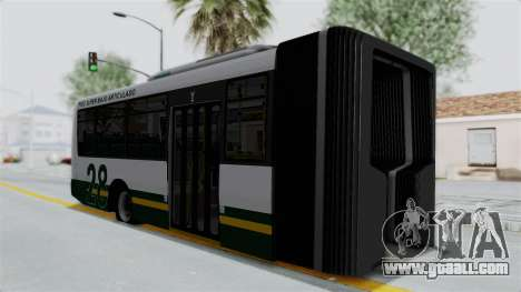 TodoBus Pompeya II Scania K310 Linea 28 Trailer for GTA San Andreas