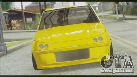 VAZ 1111 Oka for GTA San Andreas right view