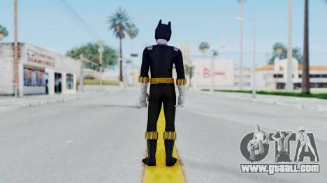 Power Rangers RPM - Black for GTA San Andreas third screenshot