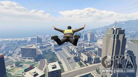 GTA 5 Nice Fly 2.5