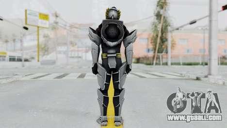 Power Rangers Megaforce - Knight for GTA San Andreas third screenshot