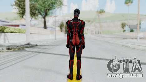 Mass Effect 2 Monrith Commando for GTA San Andreas third screenshot