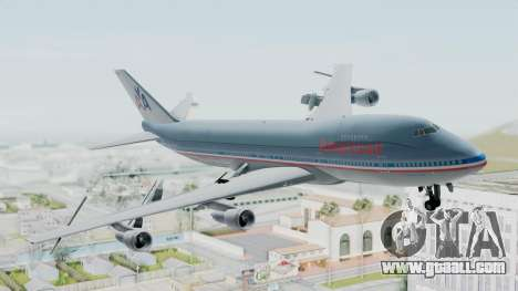 Boeing 747-200 American Airlines for GTA San Andreas