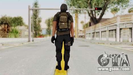 CoD AW KVA SMG for GTA San Andreas third screenshot