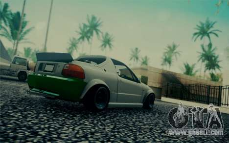Honda Stance for GTA San Andreas right view