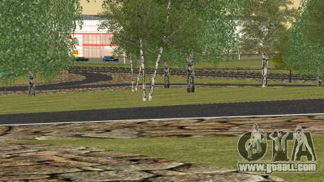 New textures for Criminal Russia for GTA San Andreas third screenshot