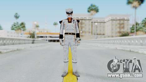 Power Rangers Jungle Fury - Rhino for GTA San Andreas second screenshot