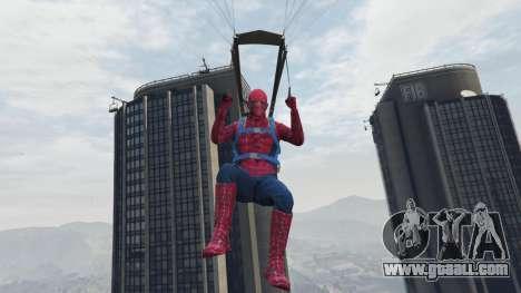 GTA 5 Spiderman