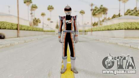 Power Rangers Operation Overdrive - Mercury for GTA San Andreas second screenshot