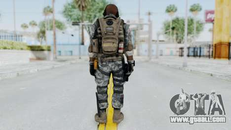 Battery Online Soldier 6 v2 for GTA San Andreas third screenshot