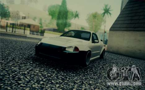 Honda Stance for GTA San Andreas left view