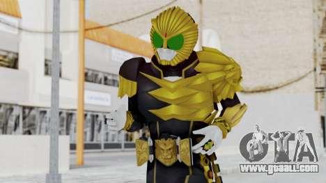 Kamen Rider Beast for GTA San Andreas