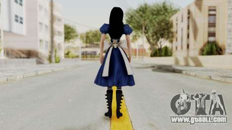 Alice Madness Returns for GTA San Andreas third screenshot