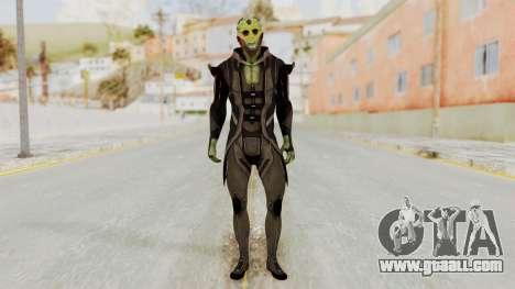 Mass Effect 2 Thanes for GTA San Andreas second screenshot