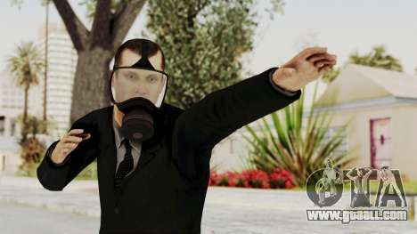 Wanted Weapons Of Fate Bodyguard for GTA San Andreas
