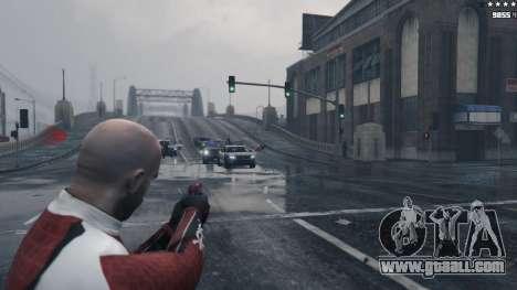 Bullet Knockback 1.4b for GTA 5
