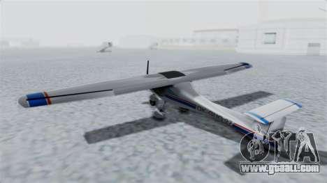 Ultralight Allegro 2000 v4 for GTA San Andreas right view