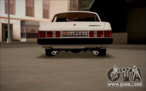 GAZ 31029 Volga for GTA San Andreas right view