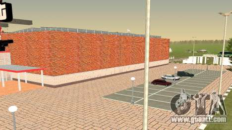 New textures for Criminal Russia for GTA San Andreas seventh screenshot