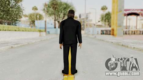 Wanted Weapons Of Fate Bodyguard for GTA San Andreas third screenshot