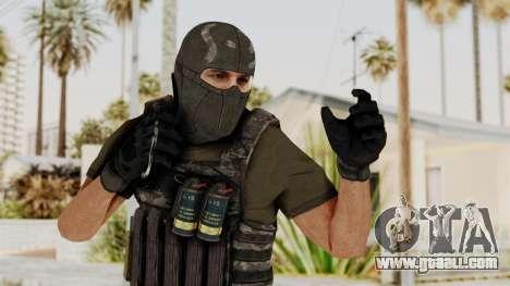 CoD AW KVA SMG for GTA San Andreas
