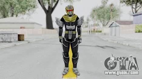Power Rangers Megaforce - Knight for GTA San Andreas second screenshot