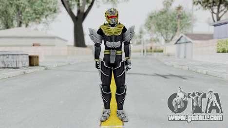 Power Rangers Megaforce - Knight for GTA San Andreas second screenshot