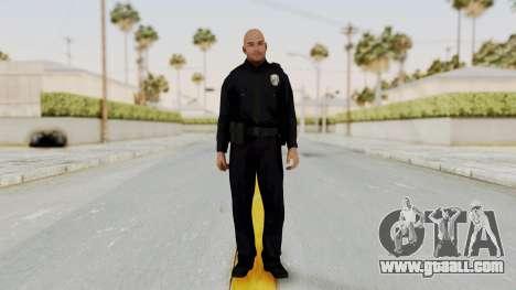 GTA 5 LV Cop for GTA San Andreas second screenshot