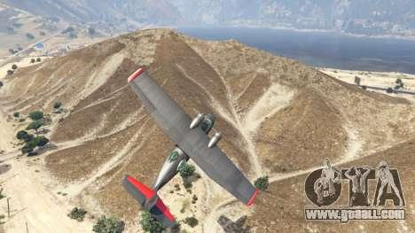 GTA 5 PBY 5 Catalina fourth screenshot