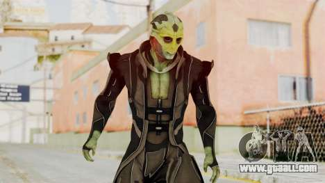 Mass Effect 2 Thanes for GTA San Andreas