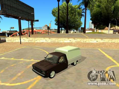Vis 2345 for GTA San Andreas