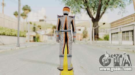 Power Rangers Operation Overdrive - Mercury for GTA San Andreas third screenshot