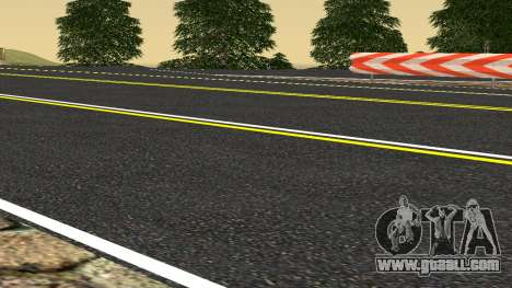 New textures for Criminal Russia for GTA San Andreas second screenshot